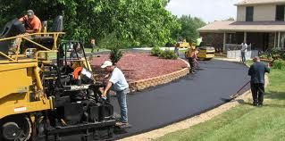 Employees of Canadian Paving Services
